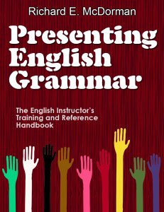 """Presenting English Grammar"" Released on April 5, 2013"